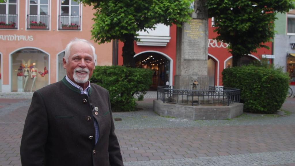 Walter Rauscher im Interview